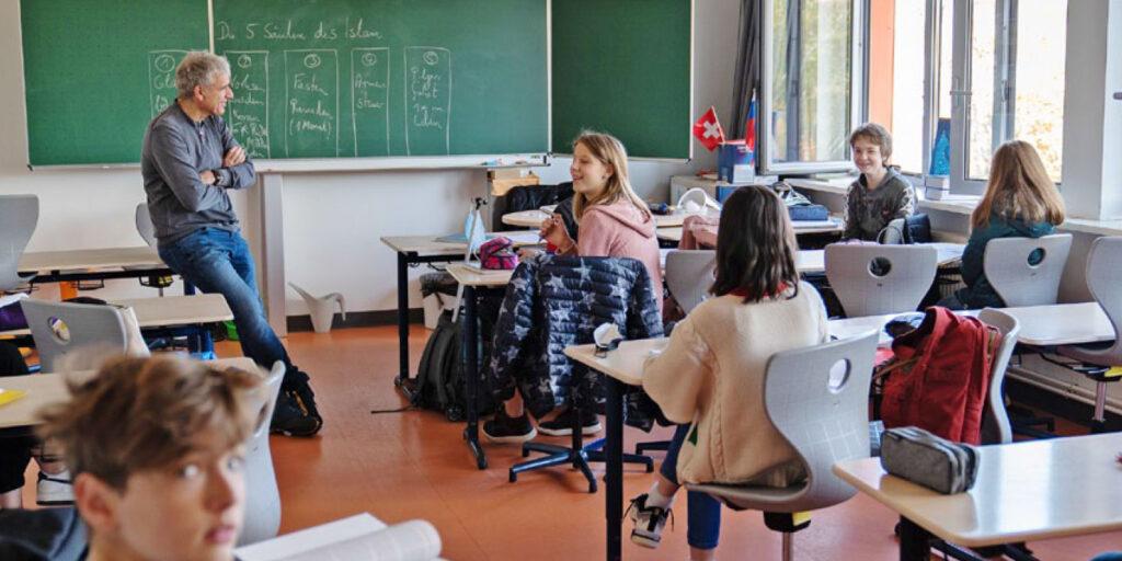 Stellenangebote Fachbereich Fremdsprachen