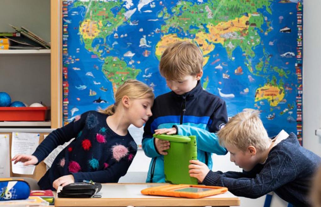 Stellenangebot Leiter(in) Grundschule