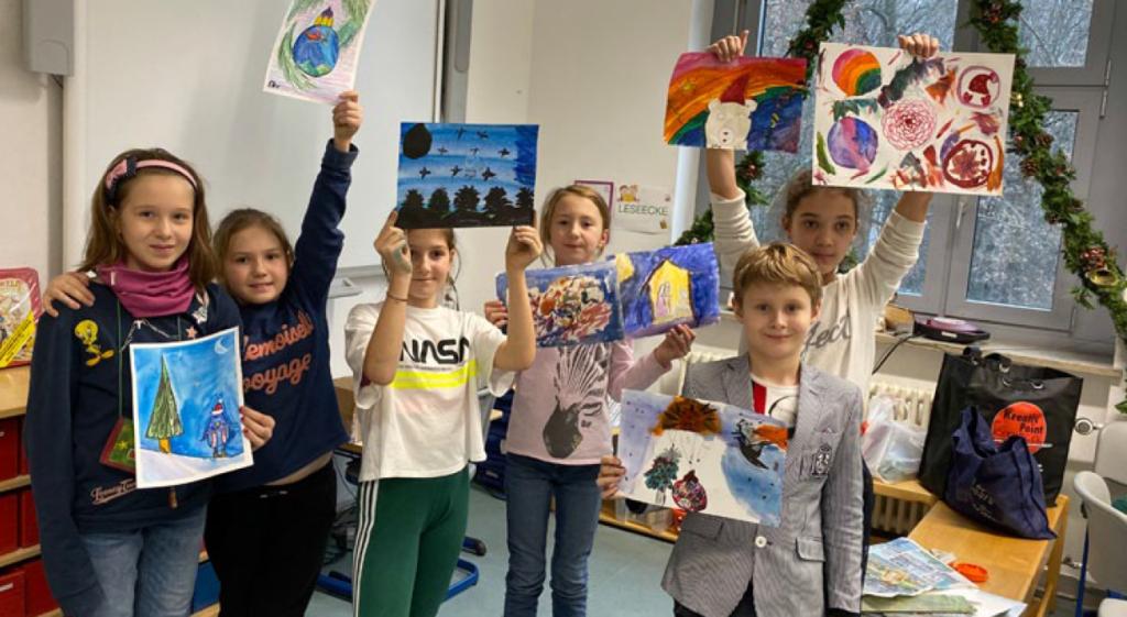 Die Deutsche Schule Moskau stellt Lehrkräfte für Kunst ein.